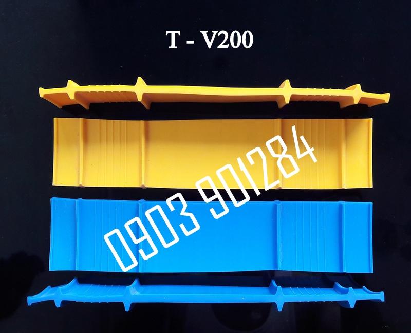 Băng cản nước pvc waterstop T-V20