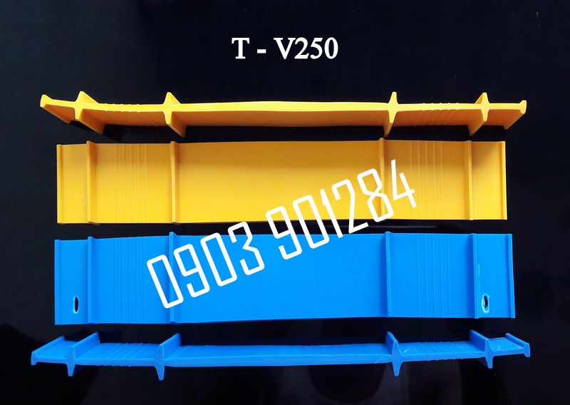 Băng cản nước pvc waterstop T-V25