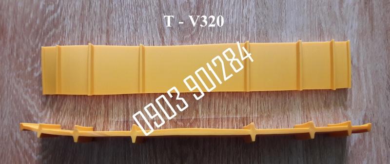 Băng cản nước pvc waterstop T-V32